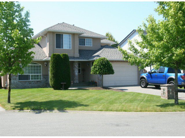 """Main Photo: 22250 46A Avenue in Langley: Murrayville House for sale in """"UPPER MURRAYVILLE"""" : MLS®# F1306593"""