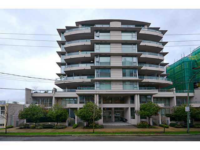 """Main Photo: 705 587 W 7TH Avenue in Vancouver: Fairview VW Condo for sale in """"AFFINITI"""" (Vancouver West)  : MLS®# V999925"""