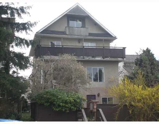 Main Photo: 1244 E 8TH AV in : Mount Pleasant VE House for sale : MLS®# V702028