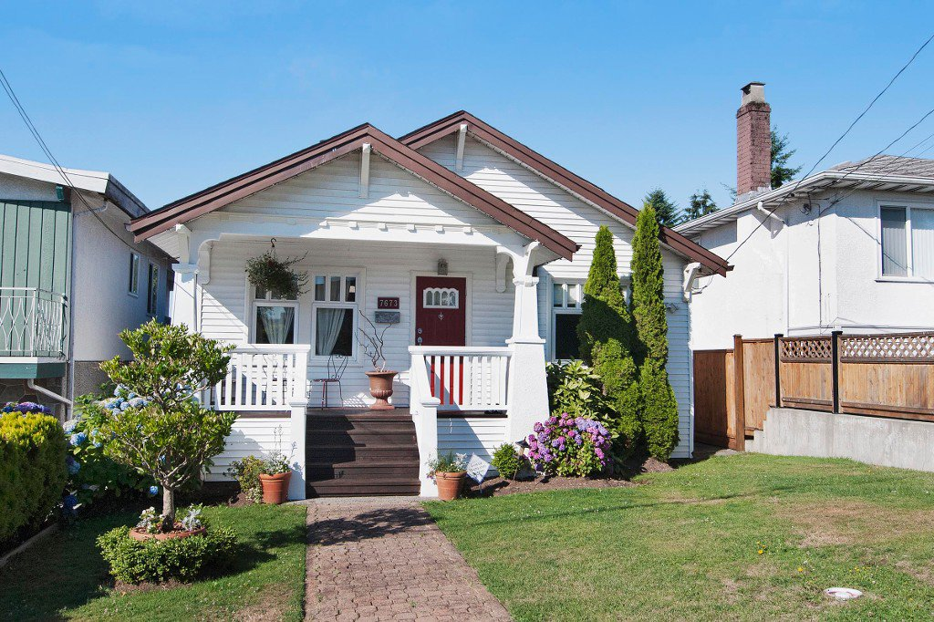 Main Photo: 7673 DAVIES Street in Burnaby: Edmonds BE House for sale (Burnaby East)  : MLS®# V1078460