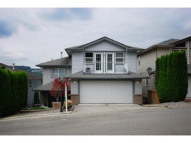 Main Photo: # 14 1615 SHAUGHNESSY ST in Port Coquitlam: Citadel PQ House for sale : MLS®# V1126768