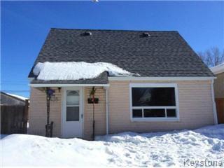 Main Photo: 435 Rutland Street in Winnipeg: St James Single Family Detached for sale (West Winnipeg)  : MLS®# 1404530