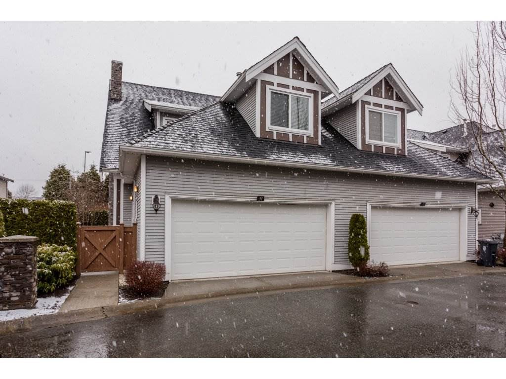 Photo 1: Photos: 31 19977 71 AVENUE in Langley: Willoughby Heights Townhouse for sale : MLS®# R2144676