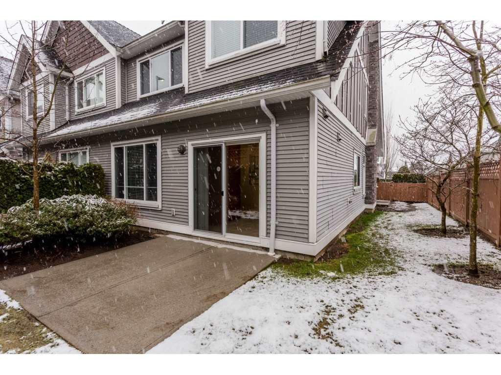 Photo 20: Photos: 31 19977 71 AVENUE in Langley: Willoughby Heights Townhouse for sale : MLS®# R2144676