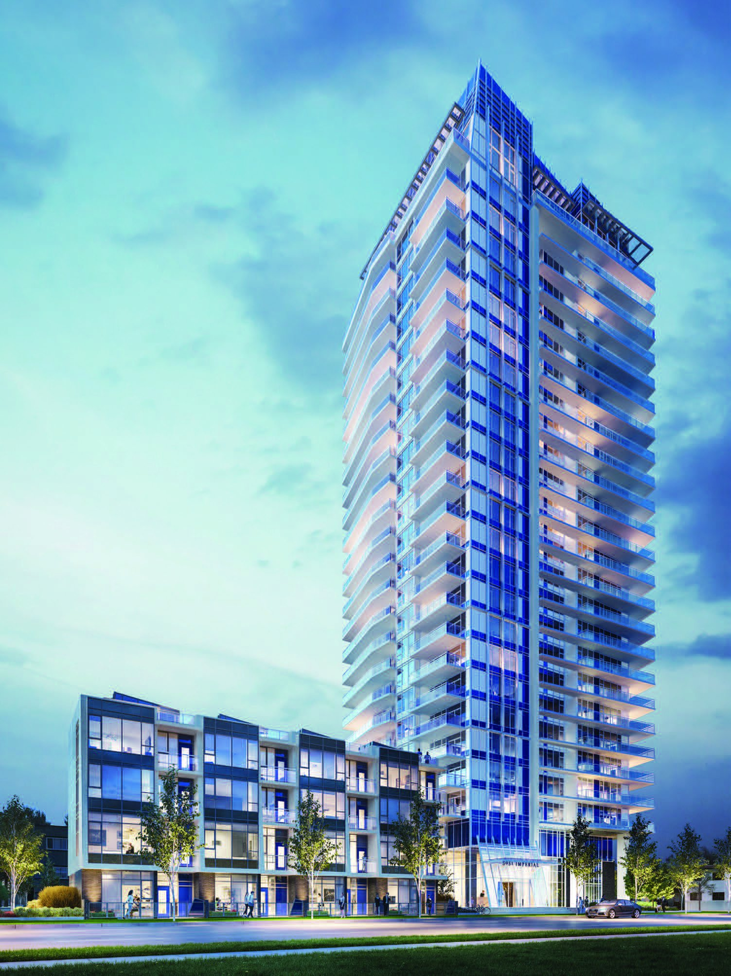 Main Photo:  in Burnaby: Condo for sale