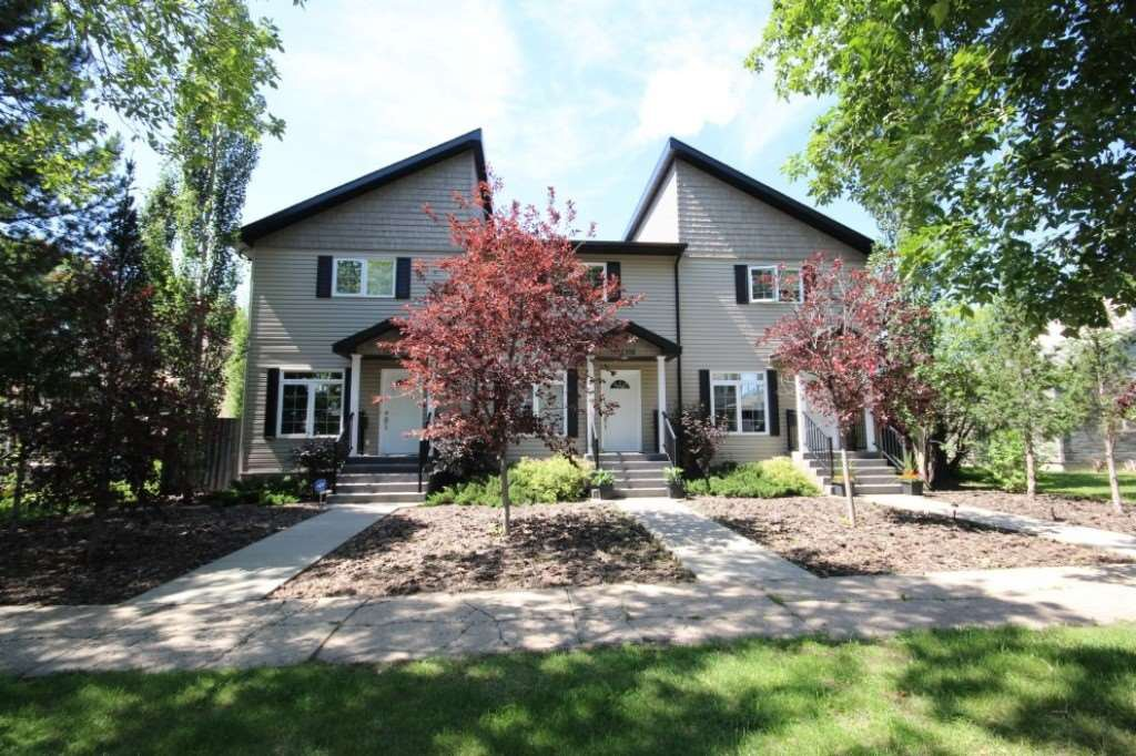 Main Photo: 12306 85 Street in Edmonton: Zone 05 Townhouse for sale : MLS®# E4167416
