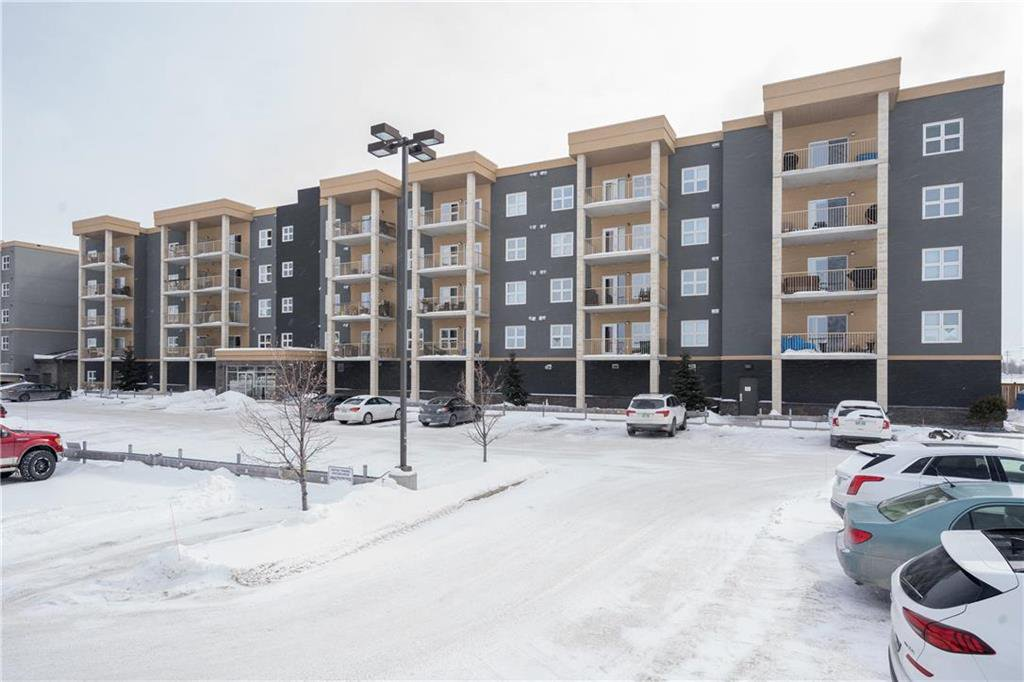 Main Photo: 206 100 Creek Bend Road in Winnipeg: River Park South Condominium for sale (2F)  : MLS®# 1932680