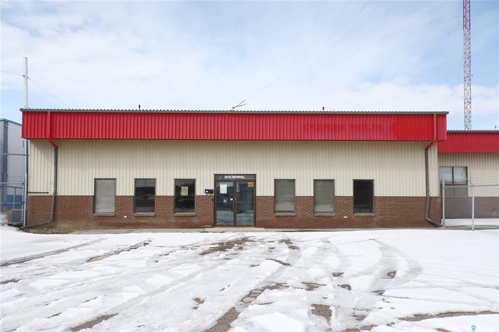 Photo 3: Photos: 2215 Faithfull Avenue in Saskatoon: North Industrial SA Commercial for lease : MLS®# SK805219