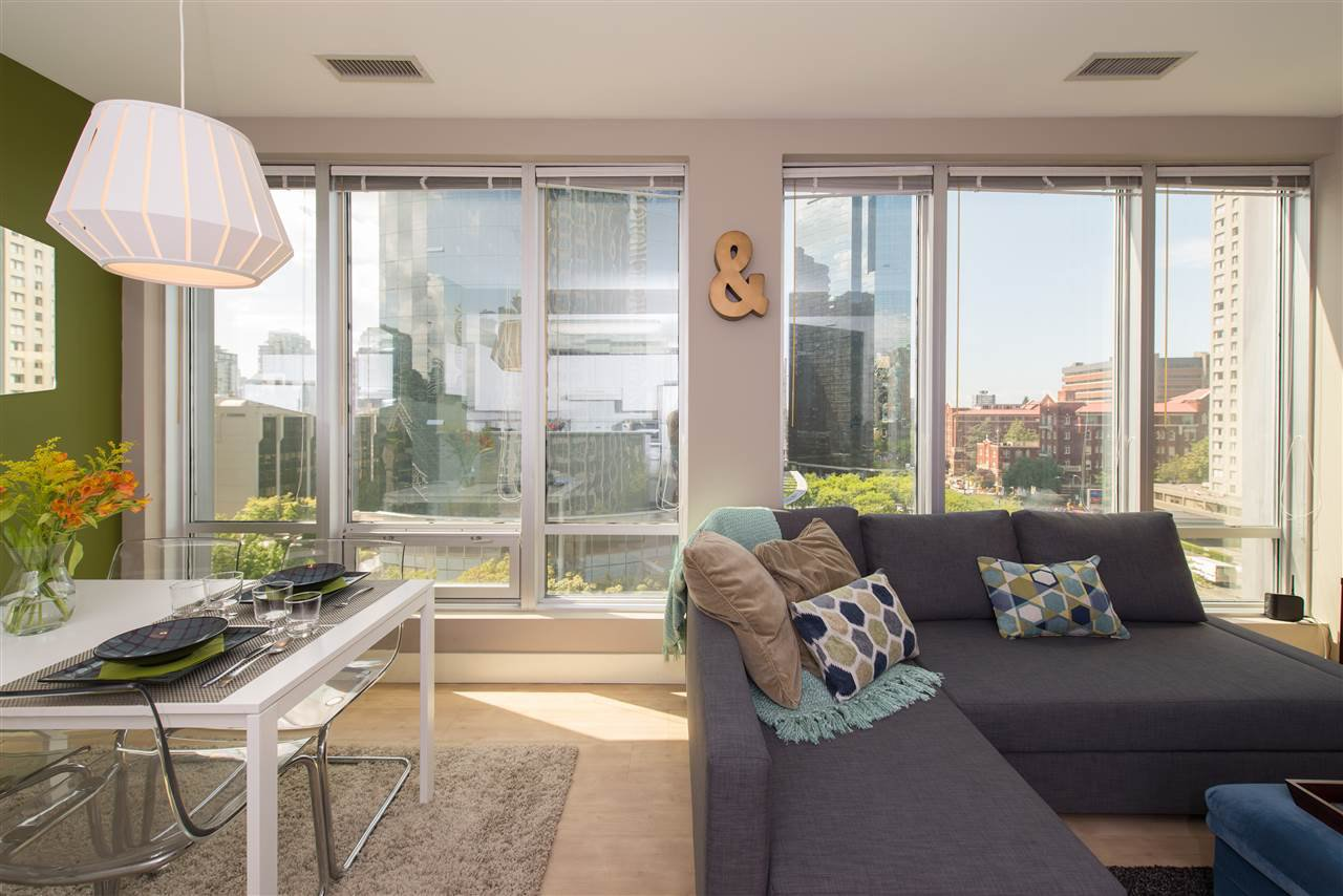 Main Photo: 603 989 NELSON Street in Vancouver: Downtown VW Condo for sale (Vancouver West)  : MLS®# R2457925