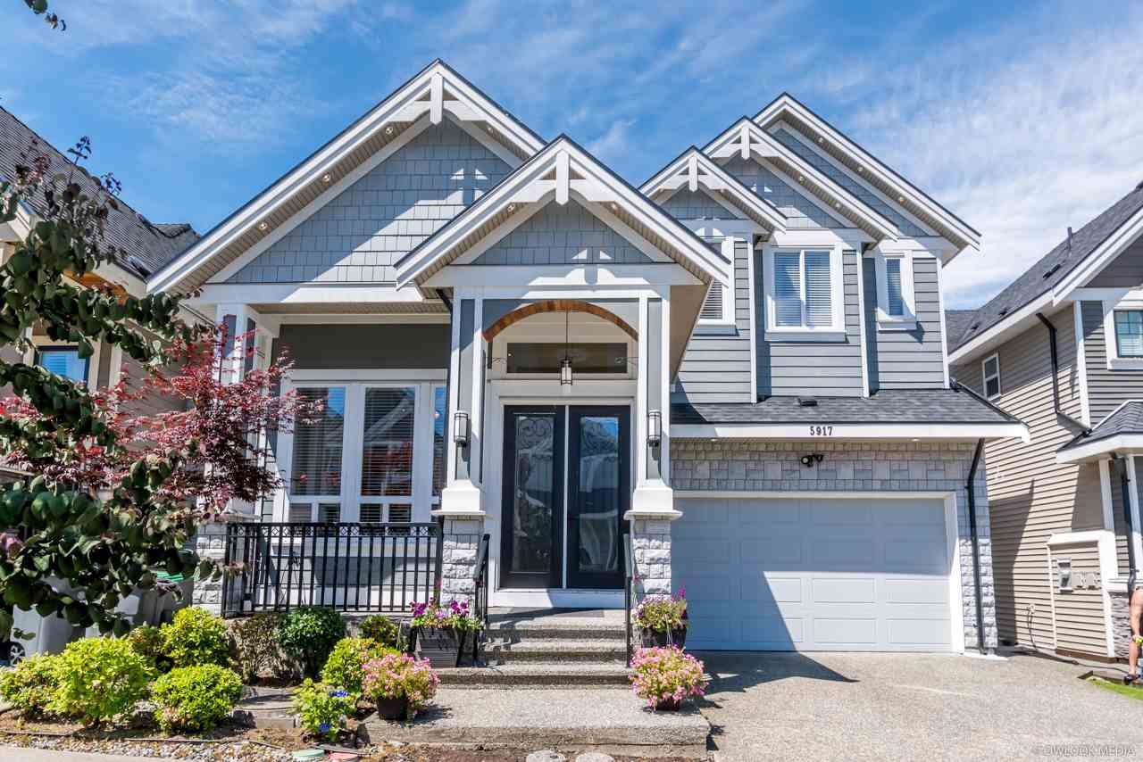 Main Photo: 5917 139A Street in Surrey: Sullivan Station House for sale : MLS®# R2469159