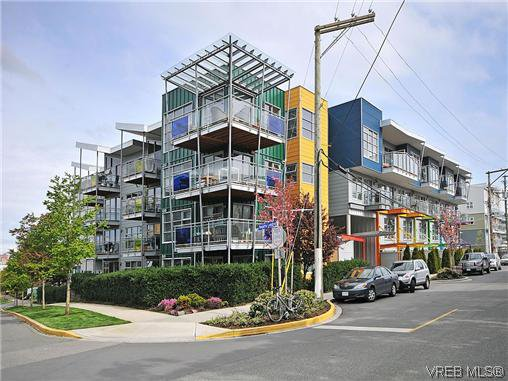 Main Photo: 416 797 Tyee Rd in VICTORIA: VW Victoria West Condo Apartment for sale (Victoria West)  : MLS®# 604129