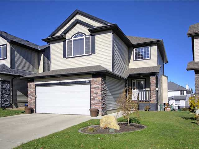Main Photo: 50 Everhollow Rise SW in CALGARY: Evergreen Residential Detached Single Family for sale (Calgary)  : MLS®# C3543856