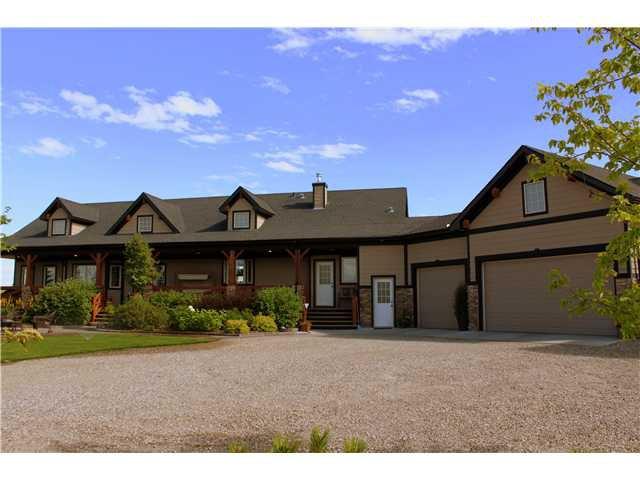 Main Photo: 88 RAVENCREST Drive in ALDERSYDE: Rural Foothills M.D. Residential Detached Single Family for sale : MLS®# C3582475