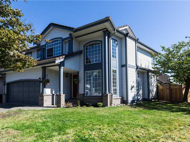 "Main Photo: 3080 SKEENA Street in Port Coquitlam: Riverwood House for sale in ""RIVERWOOD"" : MLS®# V1024474"