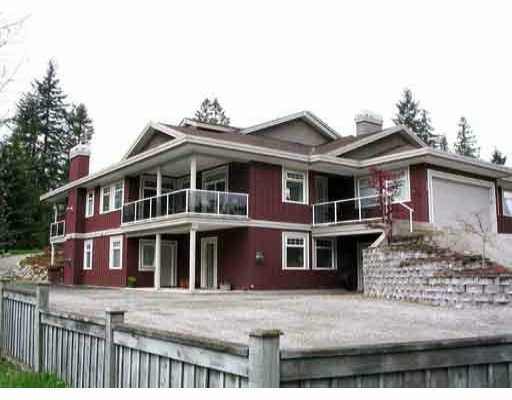 "Main Photo: B 100 HEMLOCK DR: Anmore House 1/2 Duplex for sale in ""SUNNYSIDE ESTATES"" (Port Moody)  : MLS®# V527908"