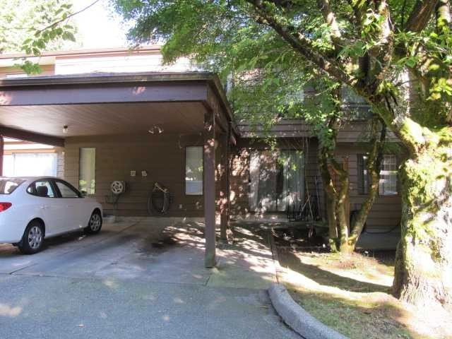 Main Photo: # 28 1140 EAGLERIDGE DR in Coquitlam: Eagle Ridge CQ Condo for sale : MLS®# V1116153