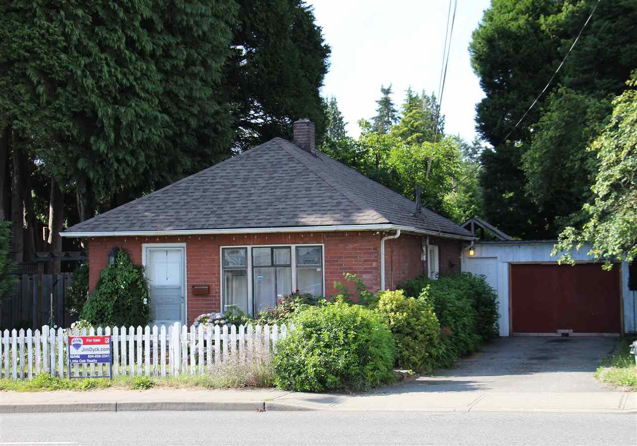 Main Photo: 33777 MARSHALL ROAD in Abbotsford: Central Abbotsford House for sale : MLS®# R2086593