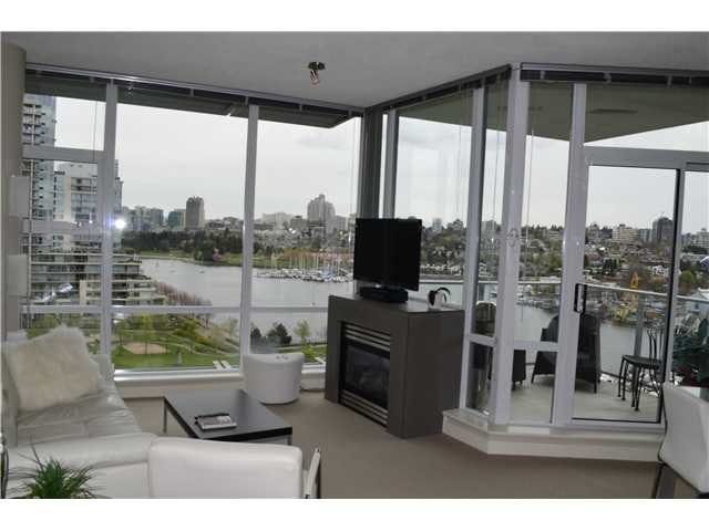 Photo 5: Photos: # 1101 638 BEACH CR in Vancouver: Yaletown Condo for sale (Vancouver West)  : MLS®# V1116559