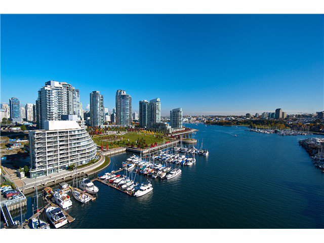 Photo 2: Photos: # 1101 638 BEACH CR in Vancouver: Yaletown Condo for sale (Vancouver West)  : MLS®# V1116559