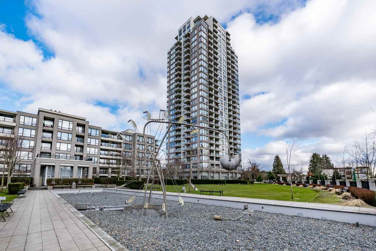 Main Photo: 1803 7178 COLLIER STREET in Burnaby: Highgate Condo for sale (Burnaby South)  : MLS®# R2140621
