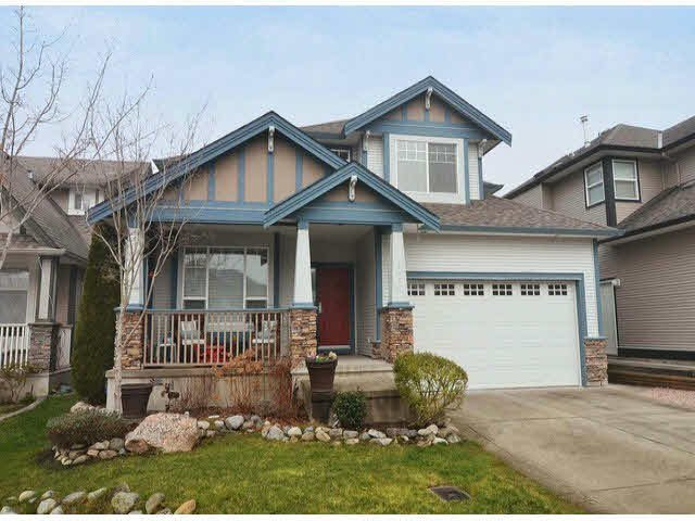 Main Photo: 18855 69A AVENUE in : Clayton House for sale : MLS®# F1301638