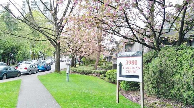 Main Photo: T2302 3980 CARRIGAN COURT in Burnaby North: Government Road Townhouse for sale : MLS®# R2318228