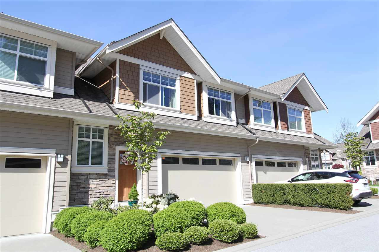 Main Photo: 18 2453 163 Street in Surrey: Grandview Surrey Townhouse for sale (South Surrey White Rock)  : MLS®# R2391603