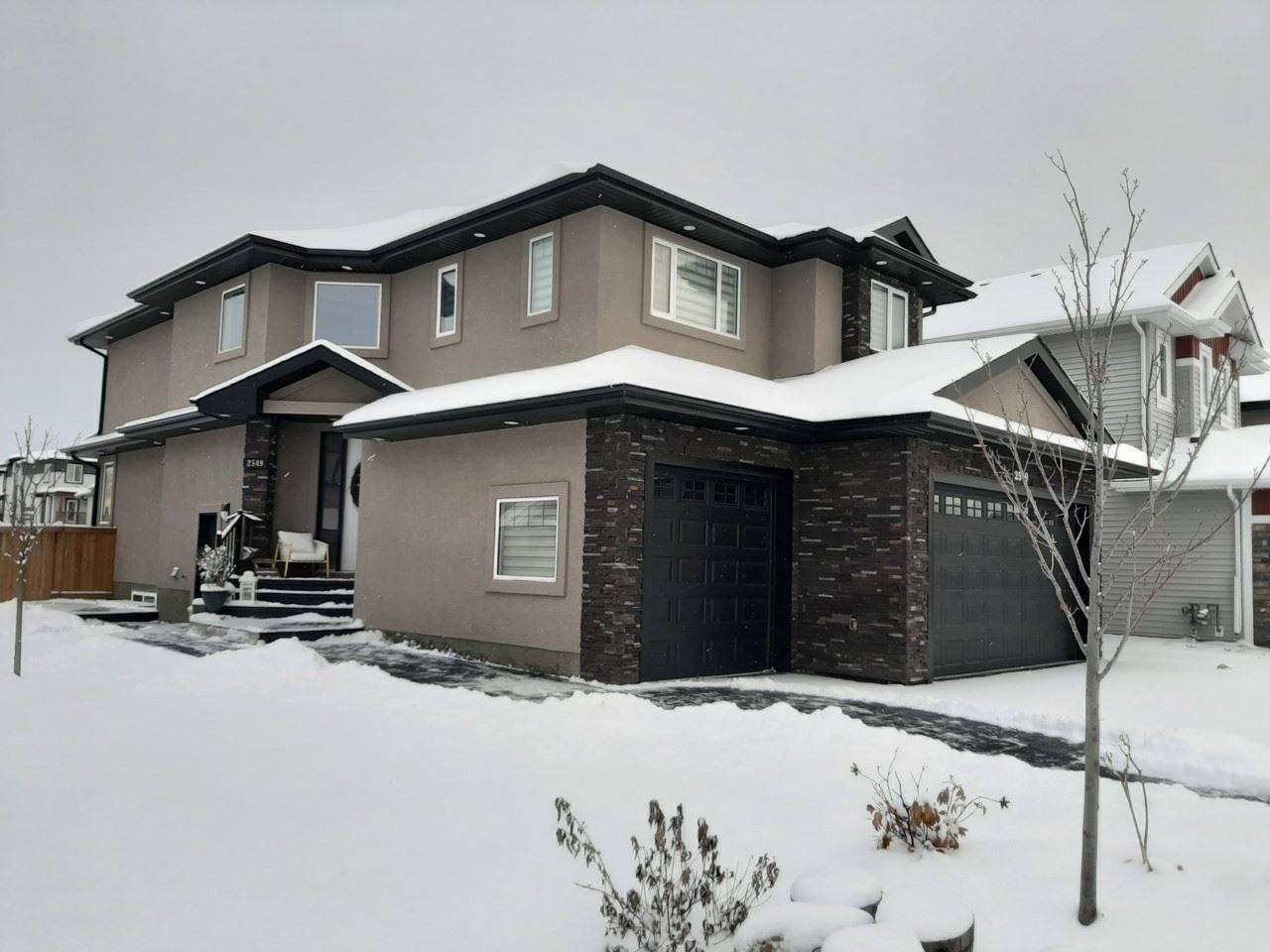 Main Photo: 2549 AMERONGEN Crescent in Edmonton: Zone 55 House for sale : MLS®# E4179553