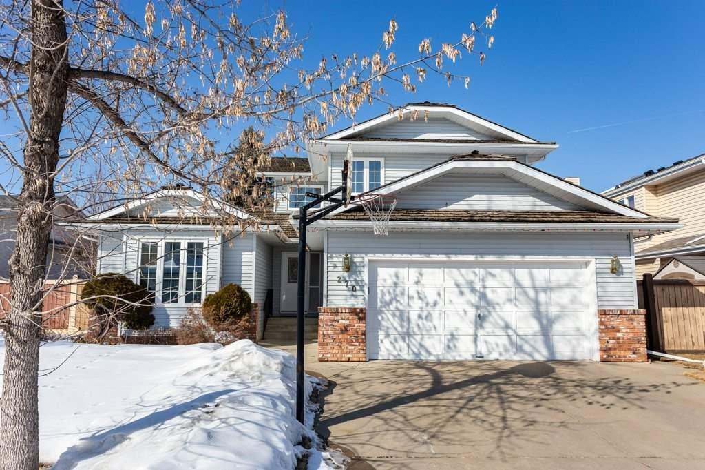 Main Photo: 270 BULYEA Road in Edmonton: Zone 14 House for sale : MLS®# E4192184