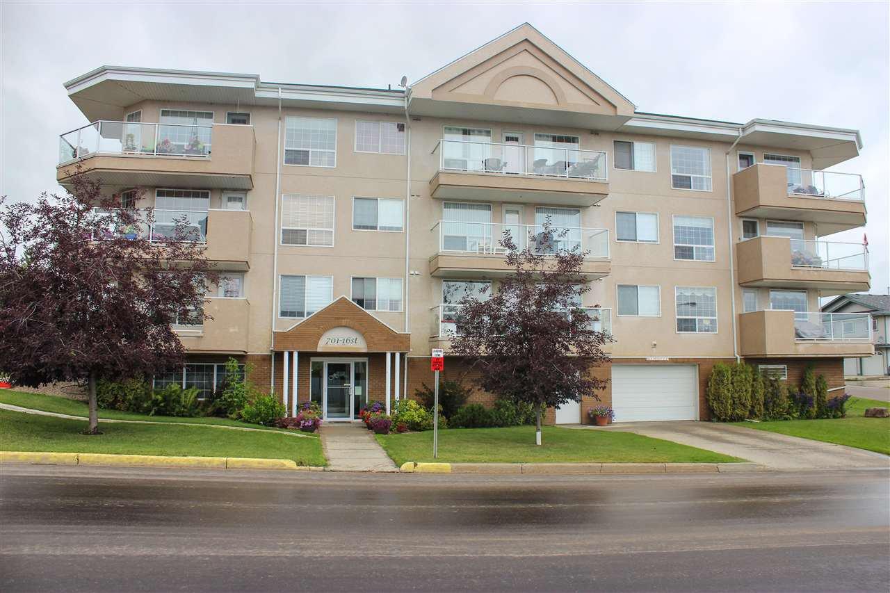 Main Photo: 306 701 16 Street: Cold Lake Condo for sale : MLS®# E4210826