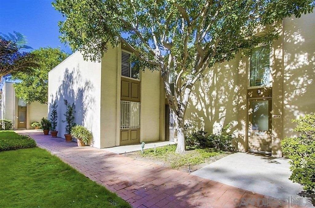 Main Photo: SAN DIEGO Condo for sale : 2 bedrooms : 4847 Collwood Blvd #B