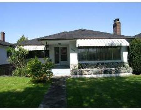 Main Photo: 2577 E 1ST AV in Vancouver: House for sale (Renfrew VE)  : MLS®# V590852