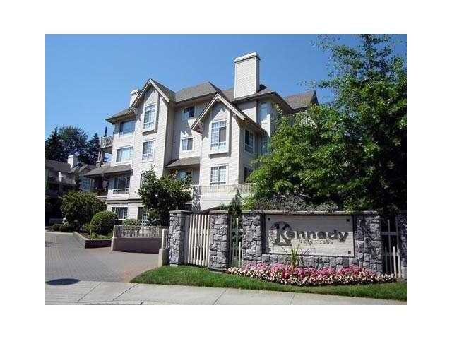 "Main Photo: 421 1252 TOWN CENTRE Boulevard in Coquitlam: Canyon Springs Condo for sale in ""THE KENNEDY"" : MLS®# V942232"