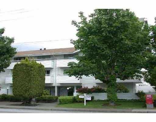 """Main Photo: 215 707 8TH ST in New Westminster: Uptown NW Condo for sale in """"DIPLOMAT"""" : MLS®# V586114"""