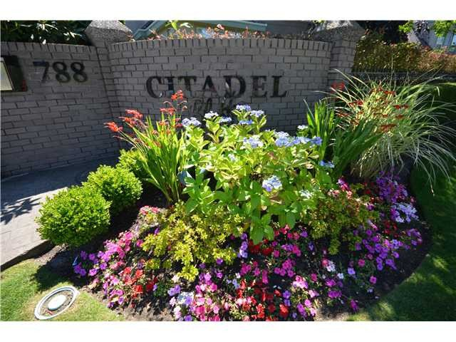 "Main Photo: 31 788 CITADEL Drive in Port Coquitlam: Citadel PQ Townhouse for sale in ""CITADEL BLUFFS"" : MLS®# V980289"