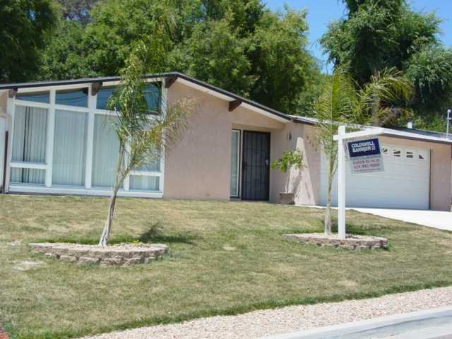 Main Photo: SANTEE House for sale : 3 bedrooms : 9208 Todos Santos Drive