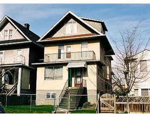Main Photo: 1063 E 13TH AV in : Mount Pleasant VE House Fourplex for sale : MLS®# V279672