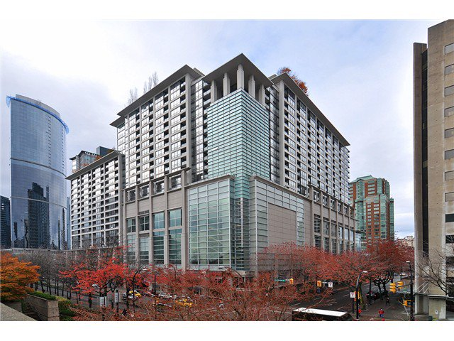 Main Photo: # 1332 938 SMITHE ST in Vancouver: Downtown VW Condo for sale (Vancouver West)  : MLS®# V1035415