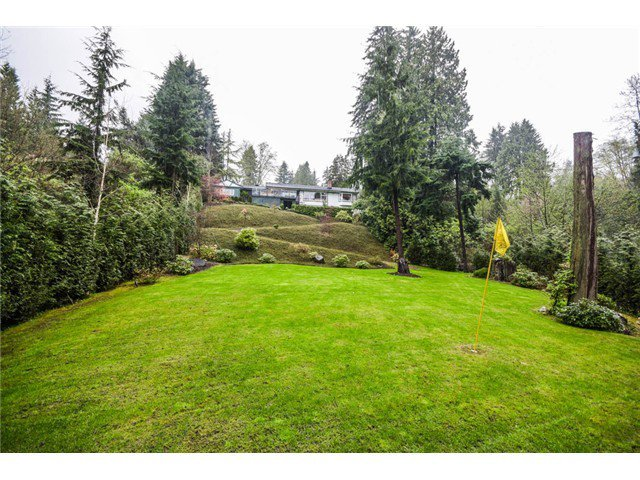 Main Photo: 630 Stevens Drive in West Vancouver: British Properties House for sale : MLS®# V1076001