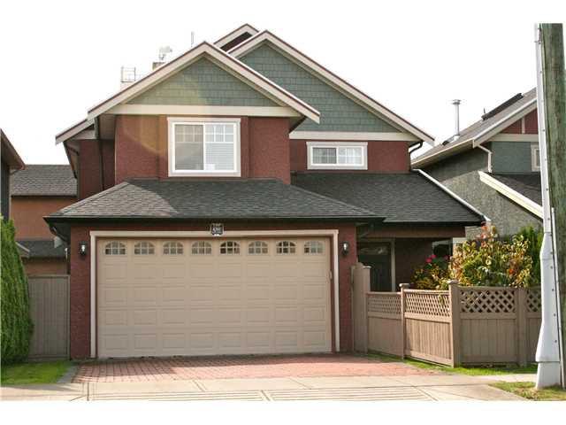 Main Photo: 4260 Garry Street in Richmond: Steveston North House for sale : MLS®# v912073