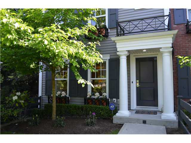 Main Photo: # 1 688 EDGAR AV in Coquitlam: Coquitlam West Condo for sale : MLS®# V1123542