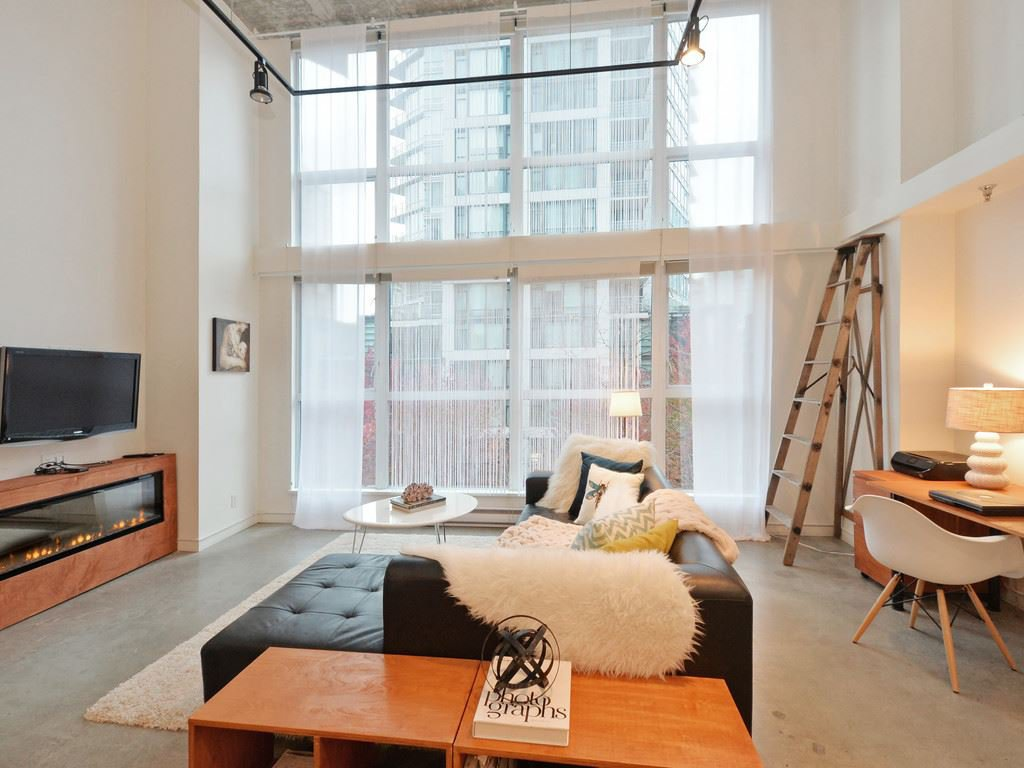 Photo 5: Photos: 304 1238 SEYMOUR STREET in Vancouver: Downtown VW Condo for sale (Vancouver West)  : MLS®# R2118705
