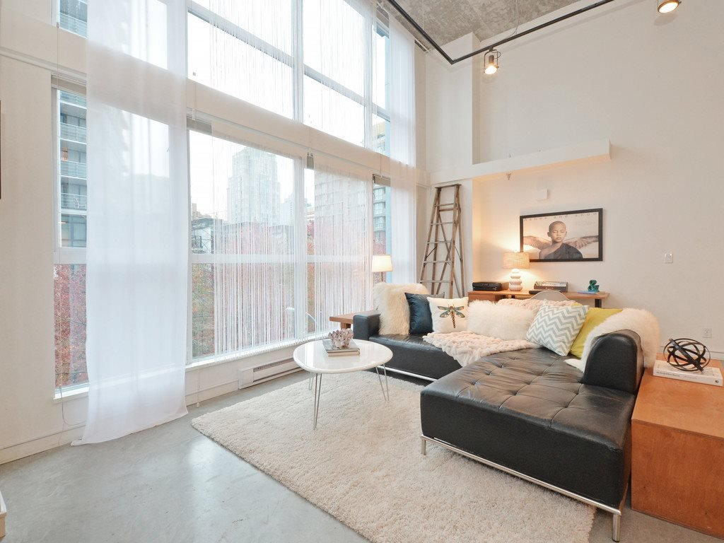 Photo 4: Photos: 304 1238 SEYMOUR STREET in Vancouver: Downtown VW Condo for sale (Vancouver West)  : MLS®# R2118705