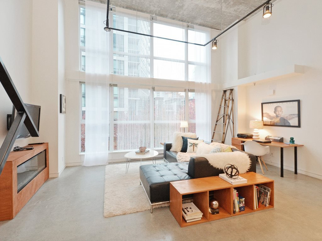 Photo 2: Photos: 304 1238 SEYMOUR STREET in Vancouver: Downtown VW Condo for sale (Vancouver West)  : MLS®# R2118705