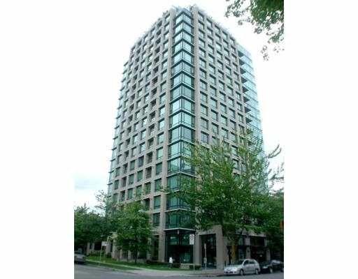 Main Photo: 1306 1003 Burnaby Street in Vancouver: West End VW Condo for sale (Vancouver West)  : MLS®# V625442