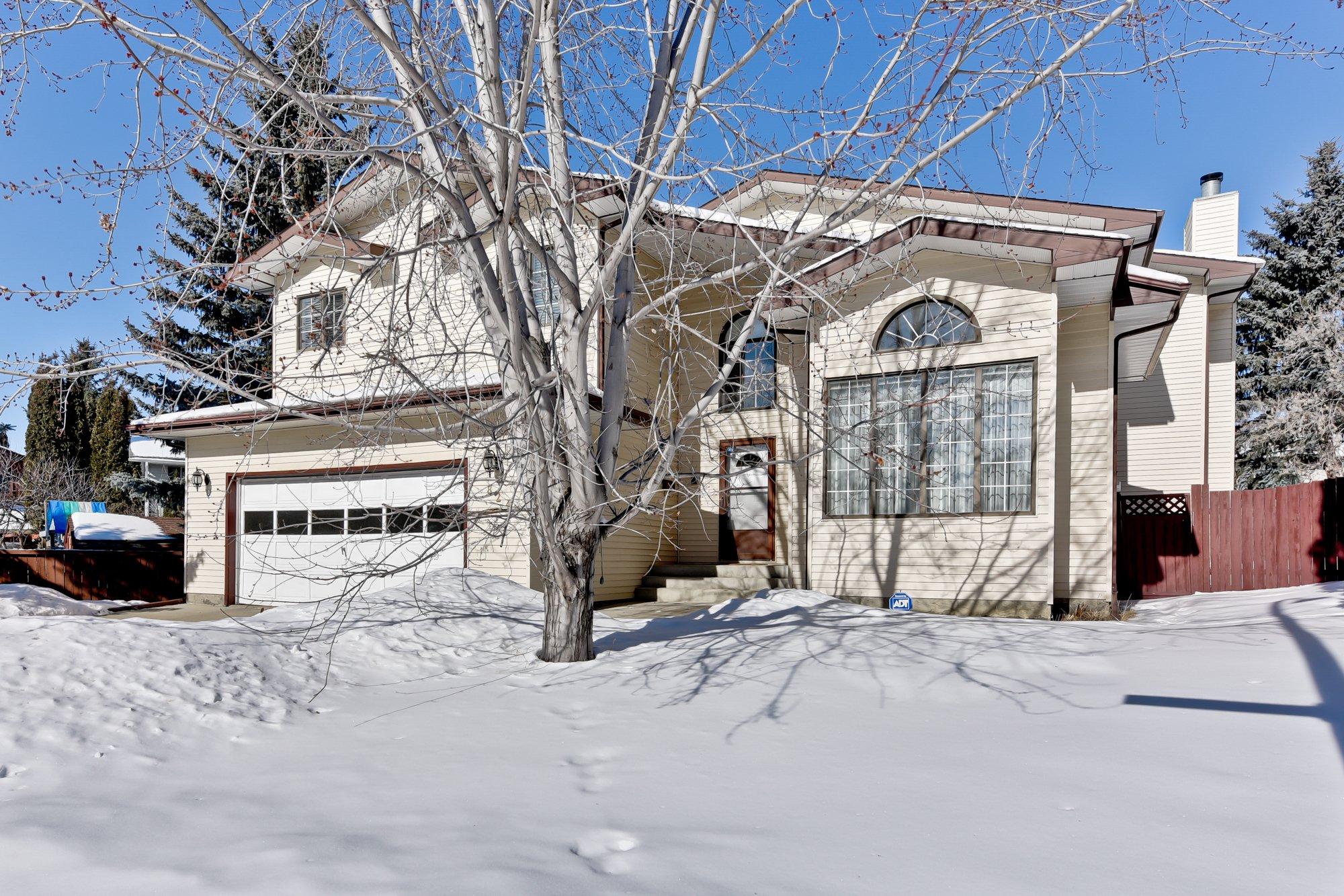 Main Photo: 824 Richards Crescent in Edmonton: House for sale