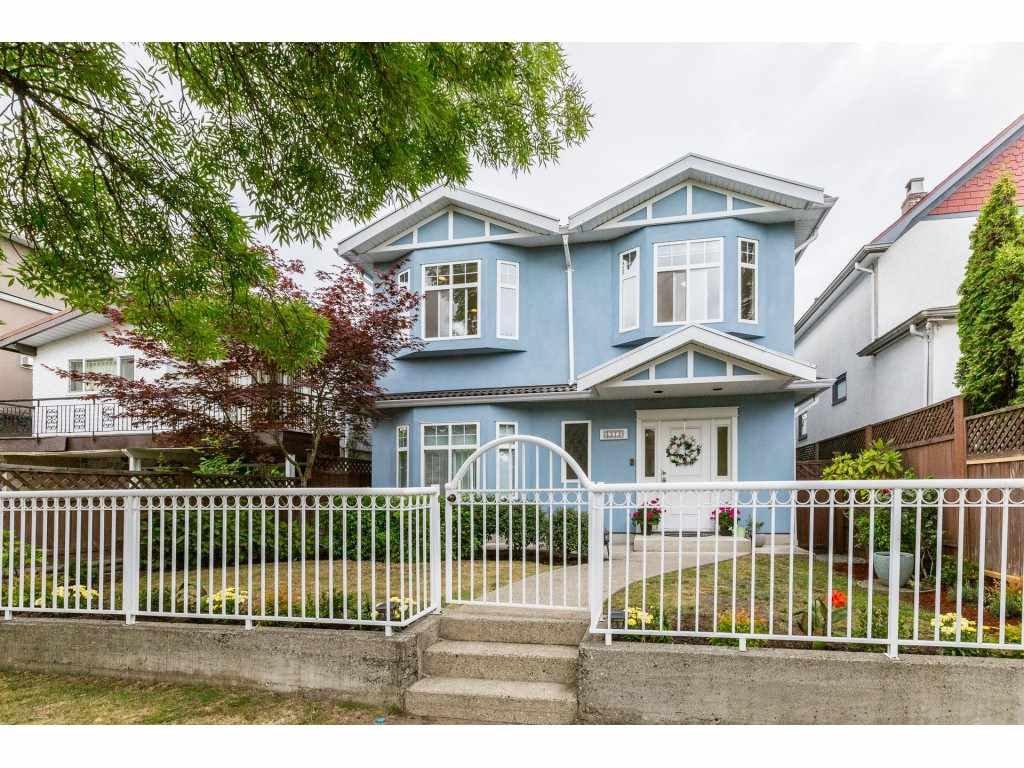 Main Photo: 5272 WINDSOR Street in Vancouver: Fraser VE House for sale (Vancouver East)  : MLS®# R2393898