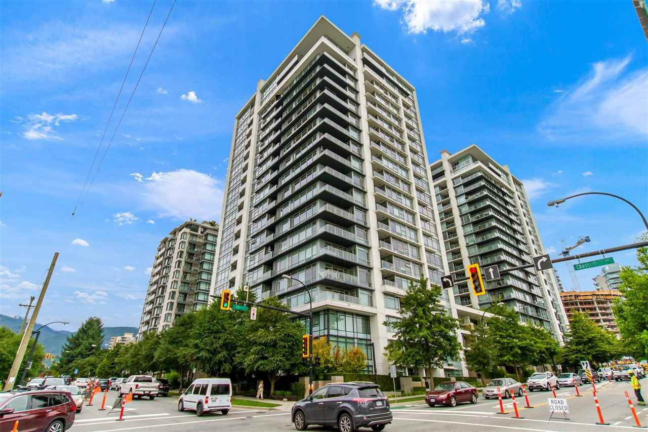 """Main Photo: 306 1320 CHESTERFIELD Avenue in North Vancouver: Central Lonsdale Condo for sale in """"Vista Place"""" : MLS®# R2405098"""