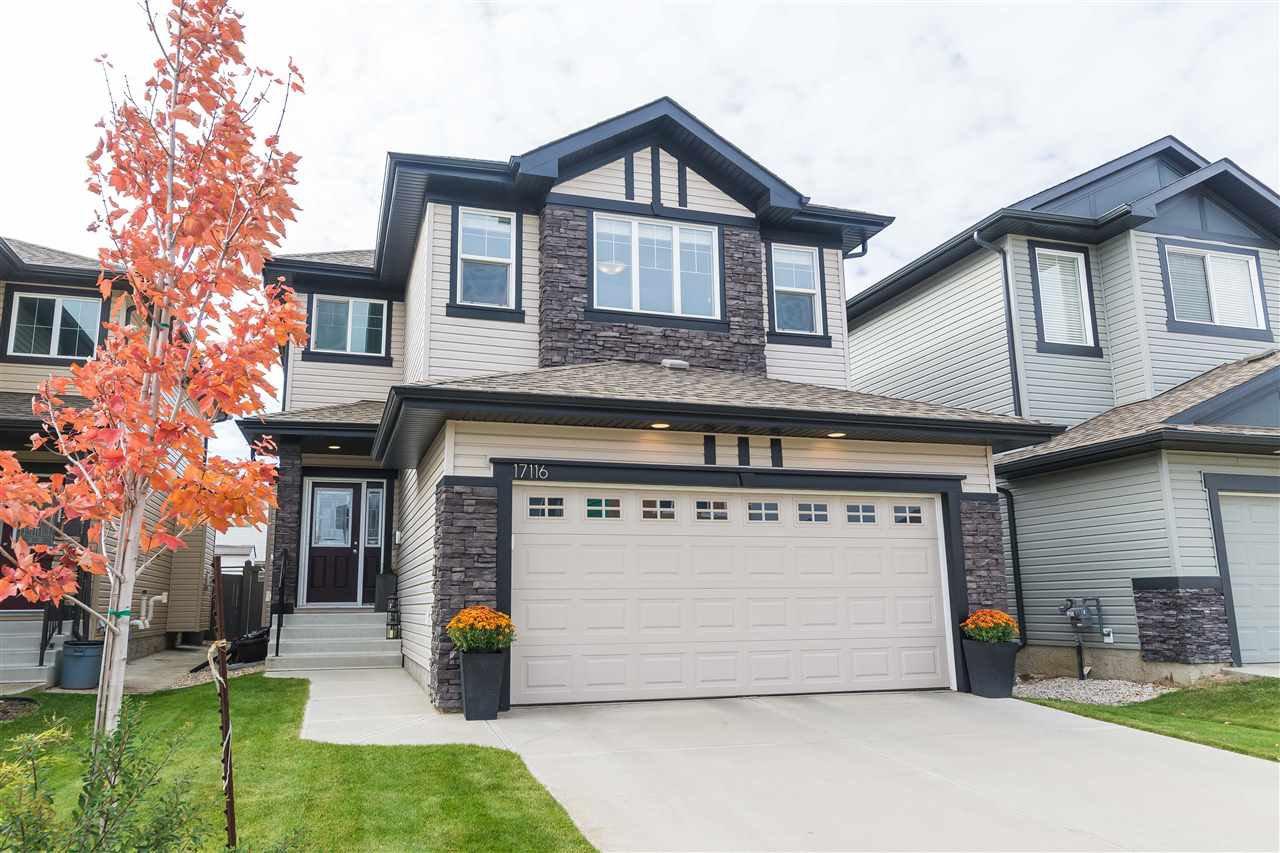 Main Photo: 17116 74 Street in Edmonton: Zone 28 House for sale : MLS®# E4186483