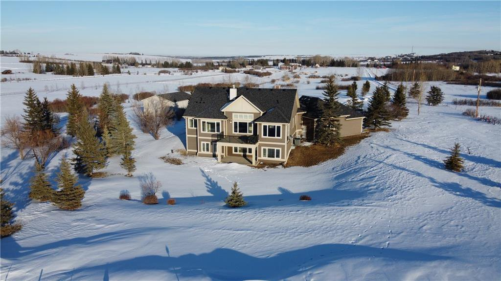 Main Photo: 100 162063 192 Street W: Rural Foothills County Detached for sale : MLS®# C4287474